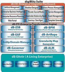 Digiblitz Enterprise Integration Dashboard
