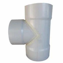PVC Tee as Per IS10124:1988