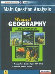 Geography Main Ques Analysis