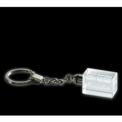 3D-KR-2 Crystals Key Ring