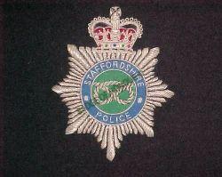 Staffordshire Regiment Blazer Badge