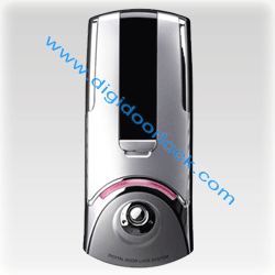 Touch Key Digital Door Lock
