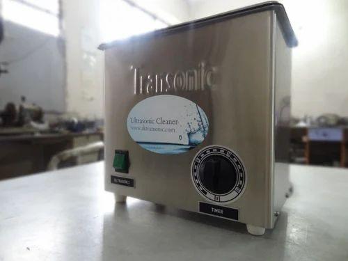 Ultrasonic Watch Cleaner