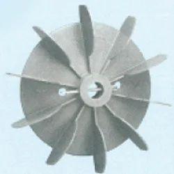 Plastic Fan Suitable For BBC 112 Frame Size