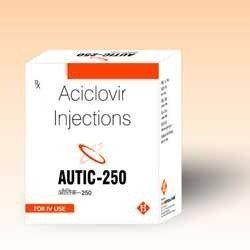 Aciclovir  250 mg - 500 mg