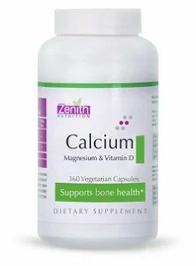 Calcium Magnesium Vitamin D - 360 Capsules