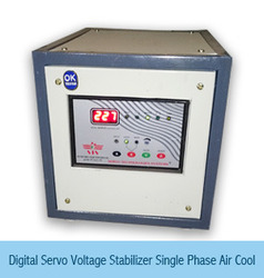 Single Phase Air Cool Stabilizer