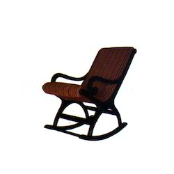 Rocking Wooden Chair