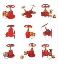 Fire Fighting and Fire Alarm System