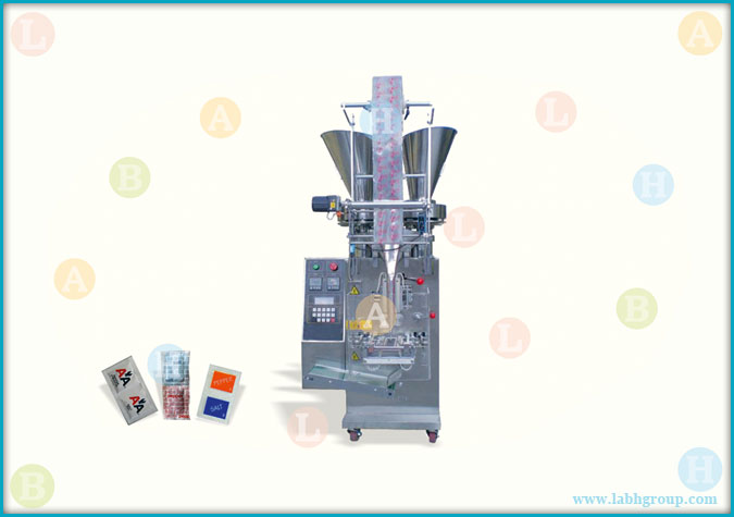 Automatic Twin Sachet Packaging Equipment