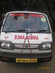 ambulance omni front view