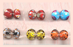 Handcrafted Glass Beads