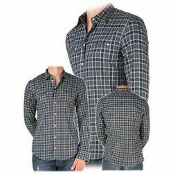 Cotton Mens Wear Regular Shirt
