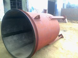 Rubber Lined Vessel