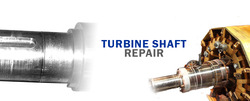 Turbine Shaft Repair