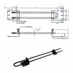 U-Shaped Air Heating Element