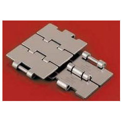 SS Alloy Slat Band Chains