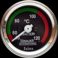 Bimetallic Temperature Gauge