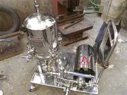 Fish Oil Filter Press Machine