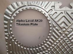 Alpha Laval Titanium Plates