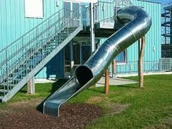 Tubular Slide