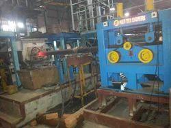 Copper Billets Continuous Casting Machine
