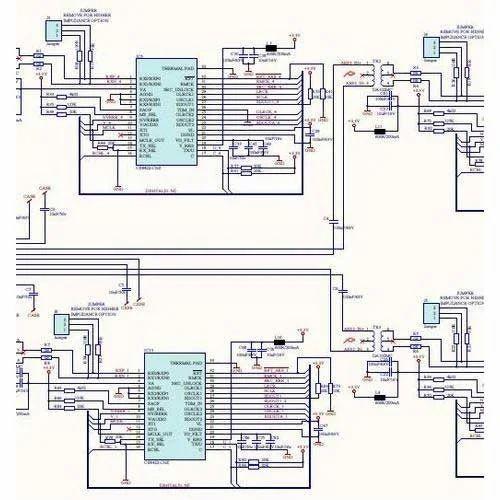 PCB Design - FPGA board design services OEM Manufacturer from Hyderabad