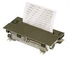 Dot Matrix Printer Mechanism