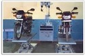two wheeler workshop garage equipments
