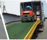 Industrial Loading Ramps