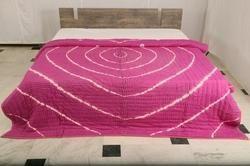 Cotton Tye Dye Quilt