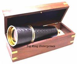 Telescope With Box