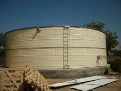 Fire Safety Water Tank