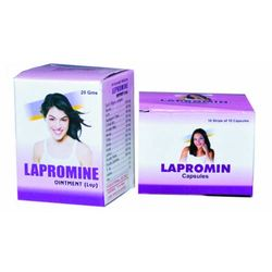 Lapromin Capsule & Lapromine Ointment