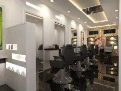 market beauty salon decor