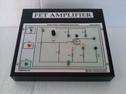 Two Stage FET Amplifier