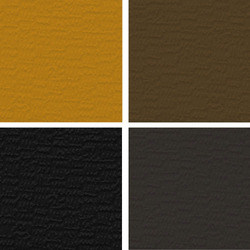 Brown Artificial Leather Cloth