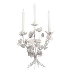 Three Branch Candelabra