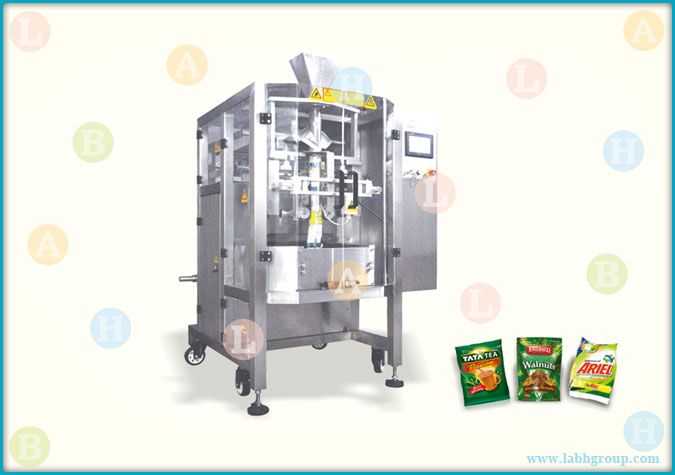 Automatic High Speed Sachet Packaging Machines