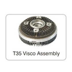 Viscous Clutch Assembly
