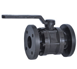 Polypropylene Flanged Ball Valves