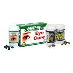 Ayurvedic Capsules Treatment For Eye