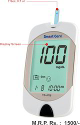 Smart Care Blood Glucose Monitor