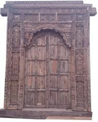 Antique Carved Door : restored doors - pezcame.com
