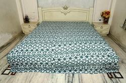Kantha New Cotton Queen Ekat Bed Cover