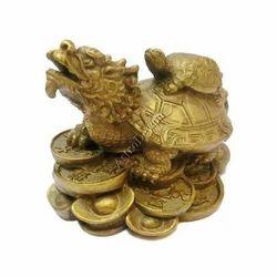 Dragon with Tortoise