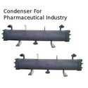Condenser For Pharmaceutical Industry