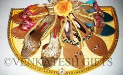 Wedding Footwear Tray