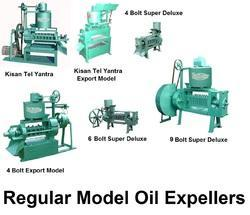 Regular Model Oil Expeller
