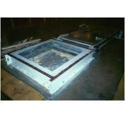 customized hot air dampers